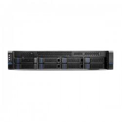 WRR-5301-56TB Hanwha Techwin 2U Wisenet Wave NVR 470Mbps Max Throughput Intel Core i5 8GB RAM - 56TB w/ 4 Professional Licenses