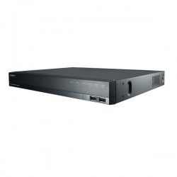 XRN-810S Hanwha Techwin 8 Channel at 4K (2160p) NVR 100Mbps Max Throughput - No HDD