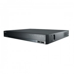 XRN-810S-2TB Hanwha Techwin 8 Channel at 4K (2160p) NVR 100Mbps Max Throughput - 2TB