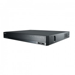 XRN-810S-4TB Hanwha Techwin 8 Channel at 4K (2160p) NVR 100Mbps Max Throughput - 4TB