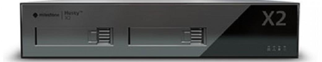 Milestone Husky X2 NVRs