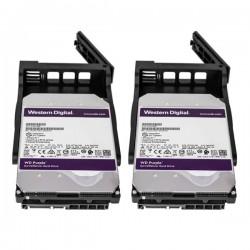HX2S2TB-2 Milestone 2TB HDD w/ Tray for X2 - 2 Pack