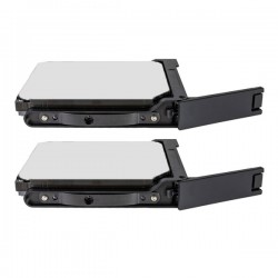 HX2ST-2 Milestone Hard Drive Tray for X2 - 2 Pack - No HDD