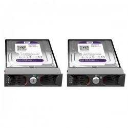 HXGS4TB-4 Milestone 2 x 4TB HDD w/ Tray for X8 - 4 Pack