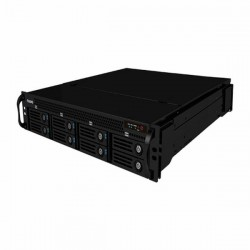 CT-8000-EX-US-12T-4 NUUO 8 Channel NVR 250Mbps Max Throughput - 12TB
