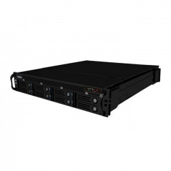 CT-8000R-US NUUO Crystal Titan Linux NVR Standalone 8 Bay Rack Mount