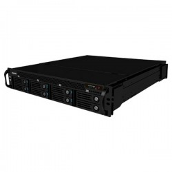 CT-8000ES-US-16T-4 NUUO Crystal & Titan Pro Compatible 8 Bay Network Storage Rackmount - 16TB (4TB x 4)