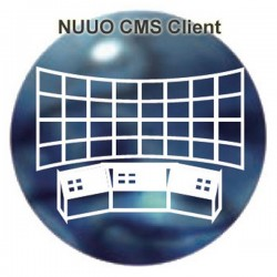 NCS-CN-LPR NUUO Central Management System Connection - 1 LPR Connection License