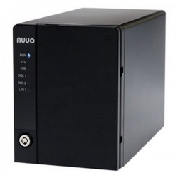 NE-2020-US NUUO 2 Channel NVR 40Mbps Max Throughput
