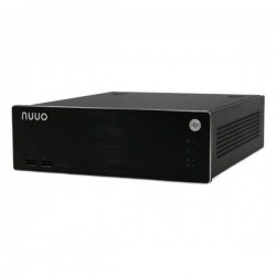 NS-2080-US NUUO 8 Channel NVR 80Mbps Max Throughput