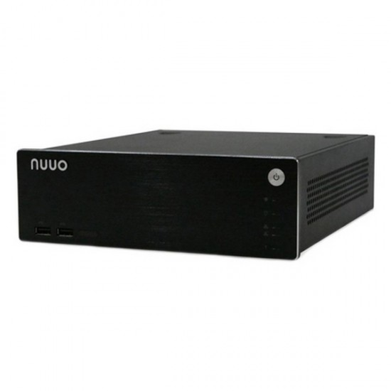 NS-2160-US-3T-3 NUUO 16 Channel NVR 80Mbps Max Throughput - 3TB
