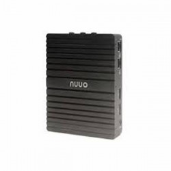 NU-16FHD NUUO Intel Quad-core fanless small form factor Linux based Nuclient station