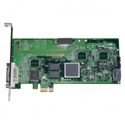 SCB-7004S NUUO 4 Channel H.264 Compression DVR Card 120FPS @ D1