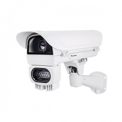 IP9165-LPCKIT-S1 Vivotek 12~40mm Varifocal 60FPS @ 1920 x 1080 Outdoor IR Day/Night  WDR Pro LPC IP Security Camera Kit 24VAC/24VDC