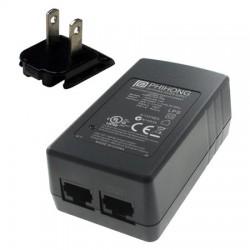 POE16R-1AFG-US Phihong IEEE802.3af - Gigabit Injector with US Wall Plug