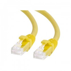 P3CAT6-7FT-YL P3 7 Ft. Cat 6 Patch Cord - 10 Pack - Yellow
