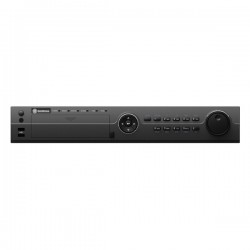 HNVRHD16P16/24TB Rainvision 16 Channel at 12MP NVR 160Mbps Max Throughput - 24TB w/ Built-in 16 Port PoE
