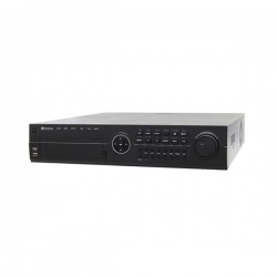 HNVRPRO32/32TB Rainvision 32 Channel at 12MP NVR 320Mbps Max Throughput - 32TB