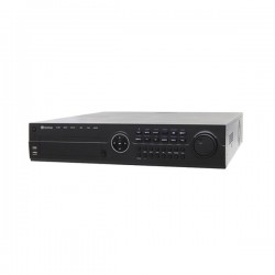 HNVRPRO64/8TB Rainvision 64 Channel at 12MP NVR 320Mbps Max Throughput - 8TB