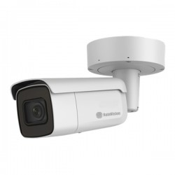 IPHBL8-21M-W Rainvision 2.8~12mm Motorized 20FPS @ 8MP (4K) Outdoor IR Day/Night Rugged Bullet IP Security Camera 12VDC/PoE - Pre-order Only