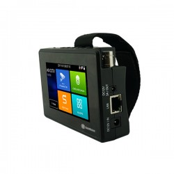 "IPHDOC-4IN-4K Rainvision 4"" Wrist Touch Screen Test Monitor w/ Built-in Wifi H.265 4K - HD-TVI / HD-CVI / AHD / Analog and IP"