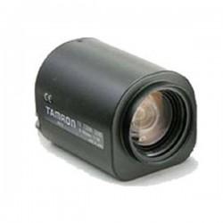"12PZG10x8C Tamron 1/2"" 8-80mm F/1.8 Compact Zoom DC Iris Lens"