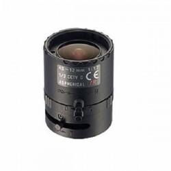 """12VM412ASIR Tamron 1/2"""" 4-12mm F/1.2 IR Aspherical Manual Iris Lens"""