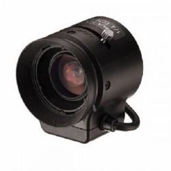"13FG06IR-SQ Tamron 1/3"" 6mm F/1.2 w/ Connector DC Iris Lens"
