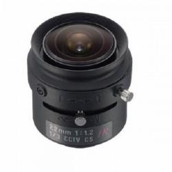 "13FG22IR-SQ Tamron 1/3"" 2.2mm F/1.2 w/ Connector DC Iris Lens"