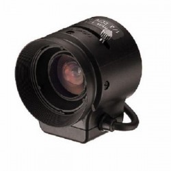 "13FG28IR-SQ Tamron 1/3"" 2.8mm F/1.2 w/ Connector DC Iris Lens"