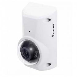 CC8370-HV Vivotek 1.6mm 30FPS @ 2048 x 1536 Outdoor Day/Night WDR Fisheye Panoramic IP Security Camera PoE