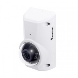 CC9380-HV Vivotek 1.45mm 20FPS @ 5MP Outdoor Day/Night WDR Panoramic IP Security Camera PoE
