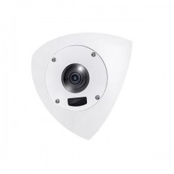 CD8371-HNTV Vivotek 2.8~8mm Varifocal 20FPS @ 2048 x 1536 Outdoor IR Day/Night WDR Corner-Mount IP Security Camera 12VDC/24VAC/PoE