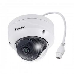 FD9380-H2 Vivotek 2.8mm 20FPS @ 5MP Outdoor IR Day/Night WDR Dome IP Security Camera PoE