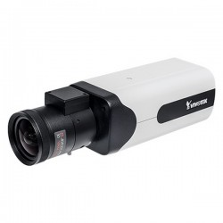 IP816A-LPC-18 Vivotek 4~18mm Varifocal 60fps @ 1080p Indoor Day/Night WDR Pro LPC IP Security Camera 24VAC/PoE
