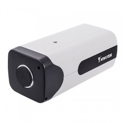 IP9164-LPC Vivotek 60FPS @ 1080p Outdoor IR Day/Night WDR LPC IP Security Camera 12VDC/24VAC/PoE - No Lens