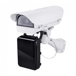 IP9172-LPCKIT-H Vivotek 12~40mm Varifocal 55FPS @ 2048 x 1536 Outdoor IR Day/Night Bullet IP Security Camera 12VDC