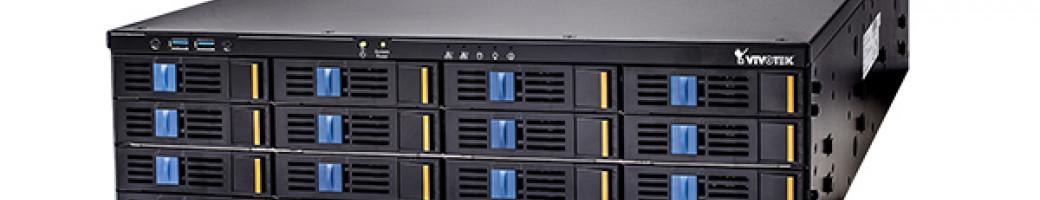 Vivotek 64-128 Channel IP Video Recorders